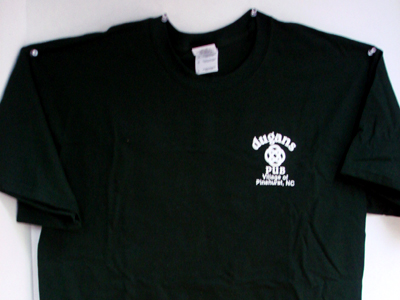 green shortsleeve front
